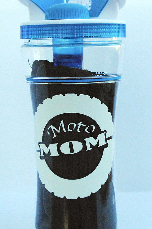 Moto Mom Infuser bottle
