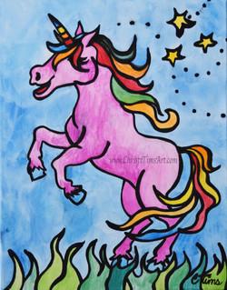 Unicorn by Christi Tims