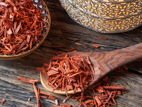 What are the benefits of sandalwood?