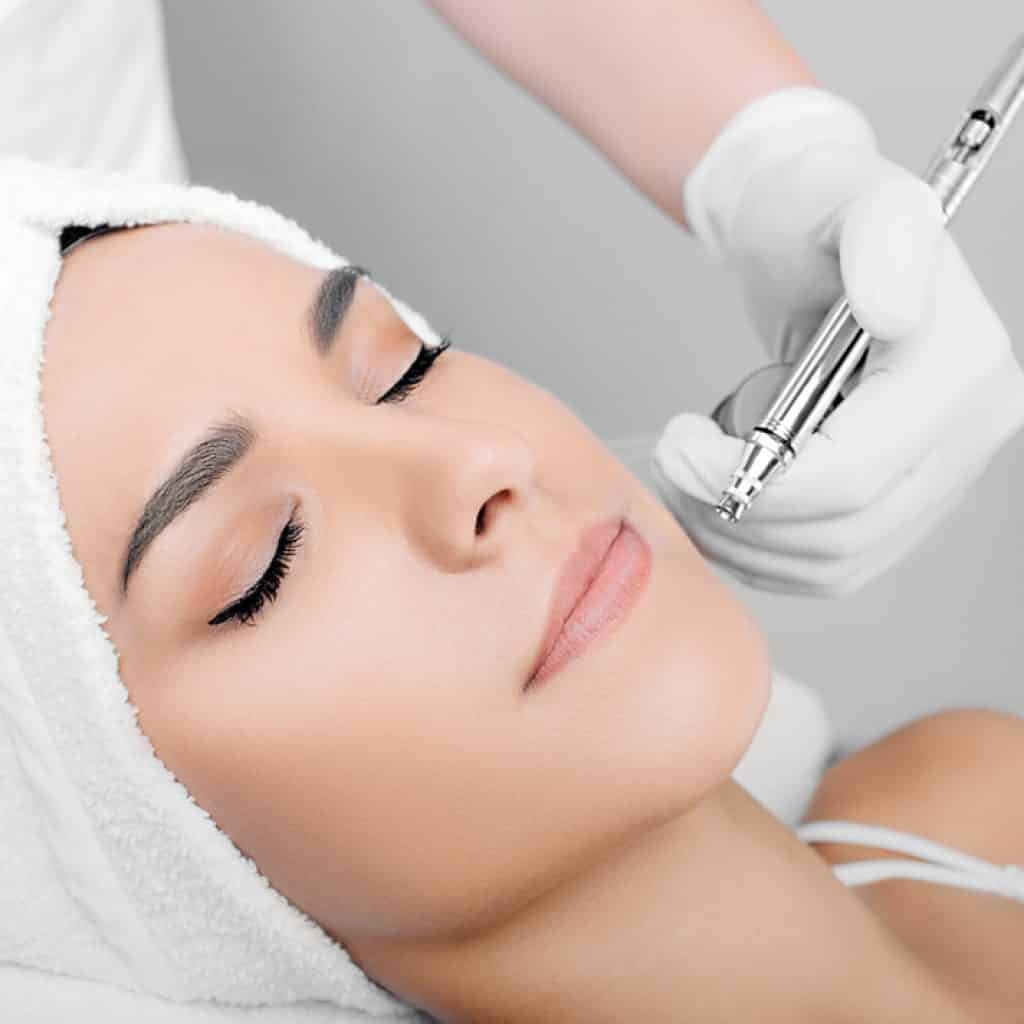Oxygen Facial with Extraction