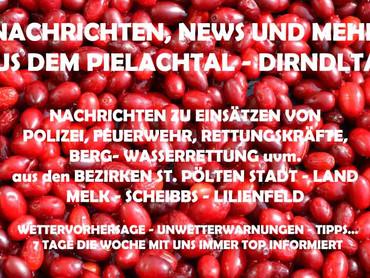 Nachrichten, Informationen, News Pielachtal - Dirndltal