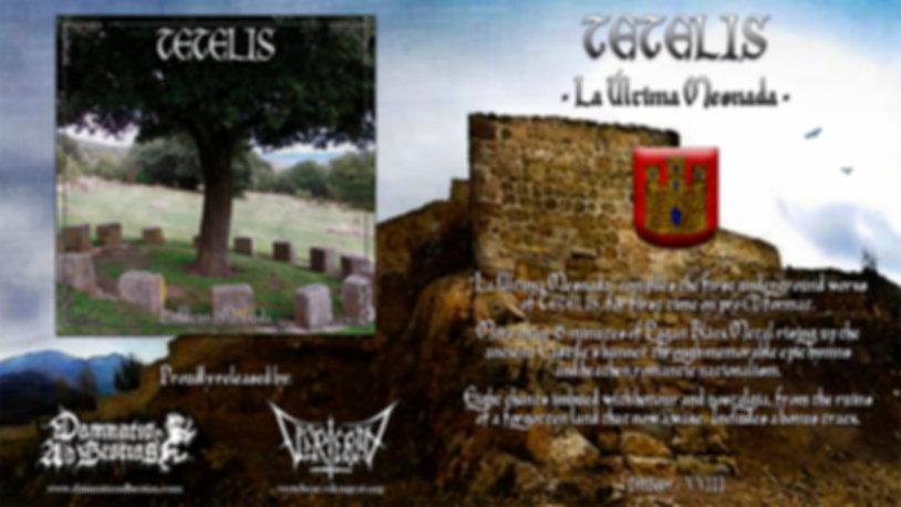 Tetelis - La Última Mesnada (DAB009)