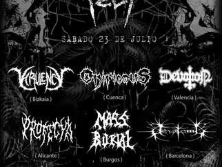 VI Spain Death Metal Fest