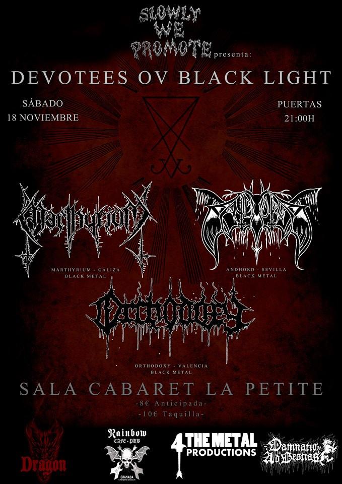 Devotees of Black Light