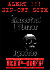 Ancestrl Terror Records RIP-OFF