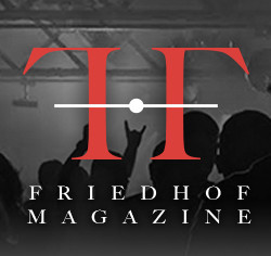 ALENE MISANTROPI's interview in Friendhof Magazine.