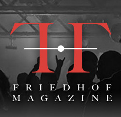 Interview to FRUSET RIKE in Friedhof Magazine.