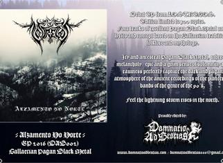 """Lóstregos """"Alzamento No Norte"""" - Official flyer"""