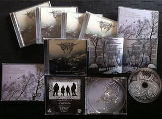 "LÓSTREGOS ""Alzamento No Norte"" CDs."