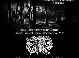 Lóstregos + Invoke + Esquizofrenia Paranoide.