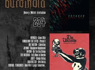 JHËIT in Burdinola Heavy Metal Radio, #234.