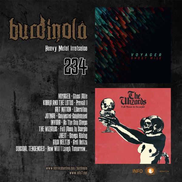 Burdinola 234