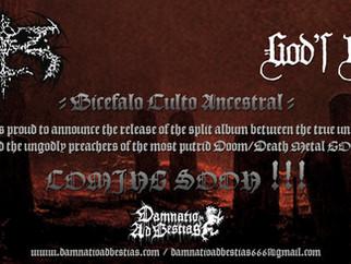 "Hadez / God's Funeral ""Bicéfalo Culto Ancestral""... coming soon!"