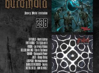 JHËIT in Burdinola Heavy Metal Radio, #238.