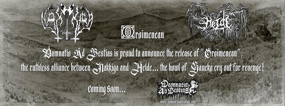 "Nakkiga / Helde ""Oroimenean"", coming soon..."
