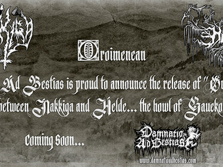 "NAKKIGA / HELDE ""Oroimenean""... coming soon!"