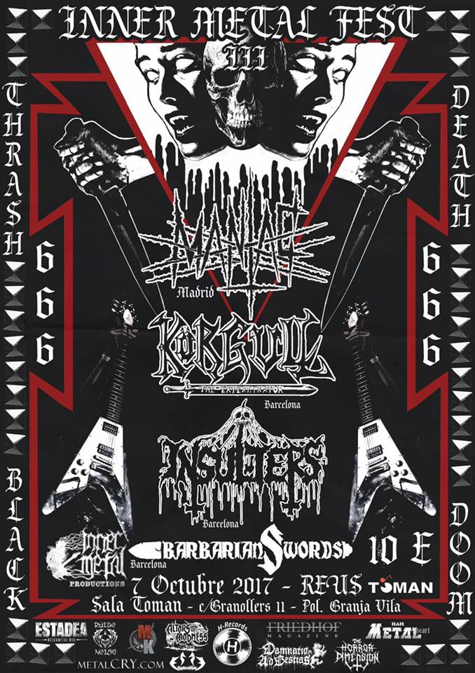 Inner Metal Fest III