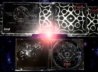 "JHËIT ""Omega Rising"". Available out now!!!"