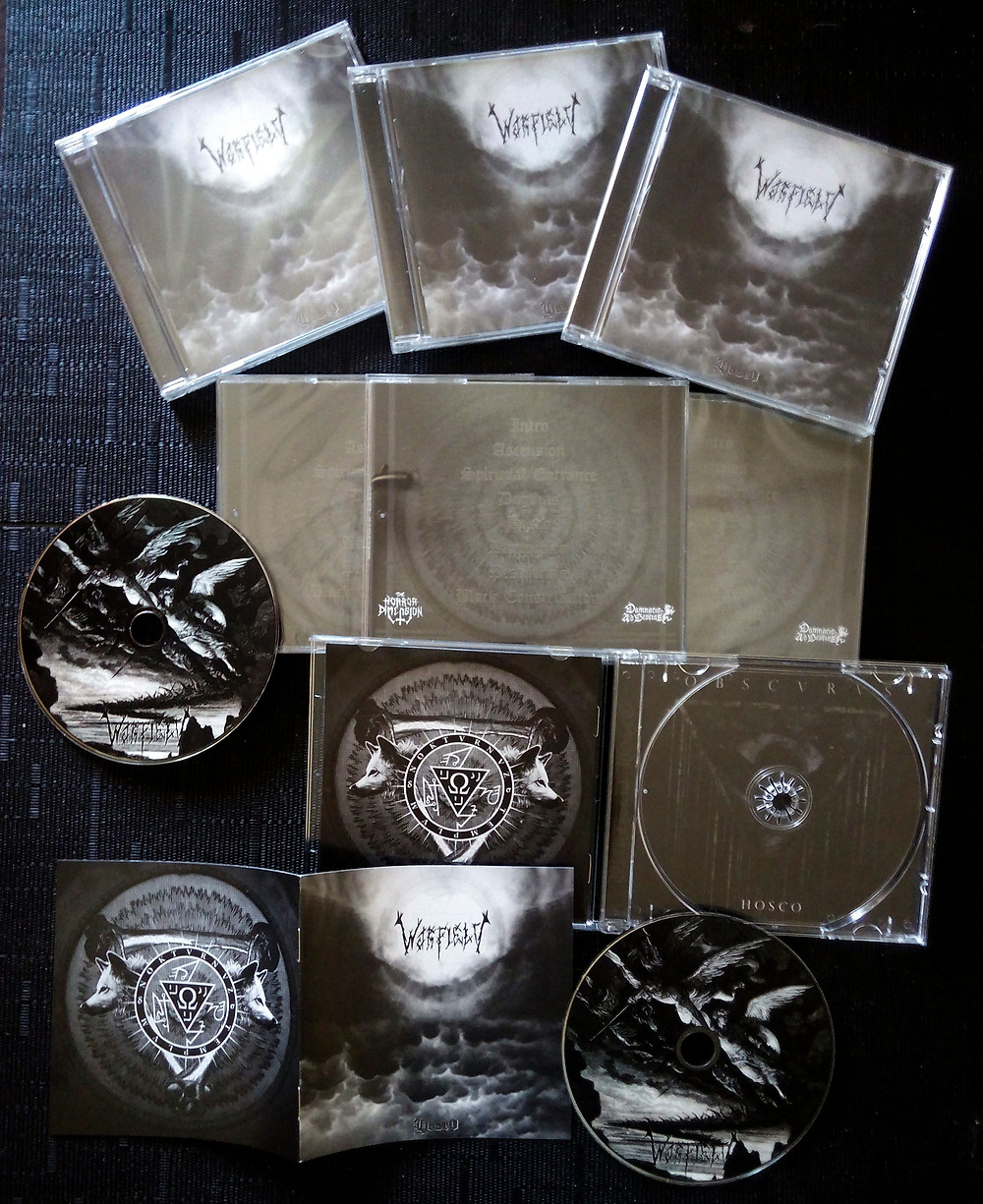 "Warfield ""Hosco"" CDs"