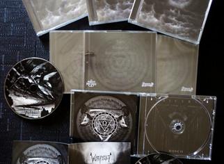 "WARFIELD ""Hosco"" CDs."