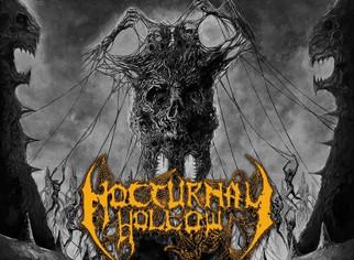 Interview to NOCTURNAL HOLLOW in Friedhof Magazine