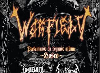 WARFIELD, live in Queretaro (Mexico).