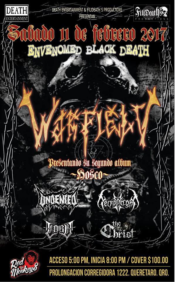Warfield live 2017