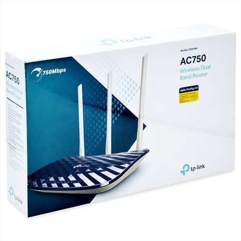Router Tp-link Archer C20W Dual Band (733Mbps)