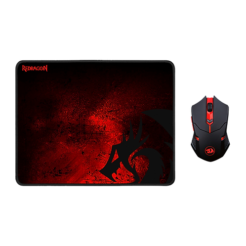 Combo Pad + Mouse Redragon M601WL-BA
