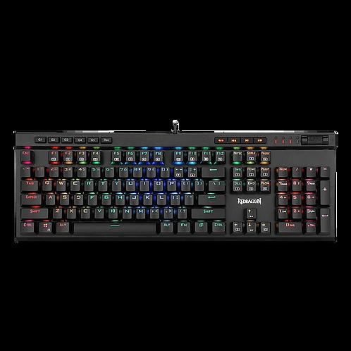 Teclado Gamer Redragon Vata Pro K580 RGB (Switch Óptico Brown)