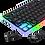 Thumbnail: Teclado Gamer Redragon Dyaus K509 RGB Membrana