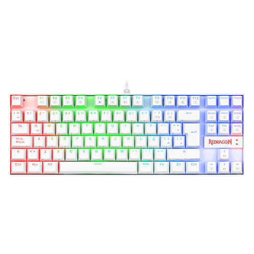 Teclado Gamer Redragon Kumara K552 RGB (Switch Outemu Red)