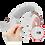 Thumbnail: Diadema Redragon Zeus H510 White