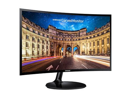 Monitor Samsung 24 Curvo CF390