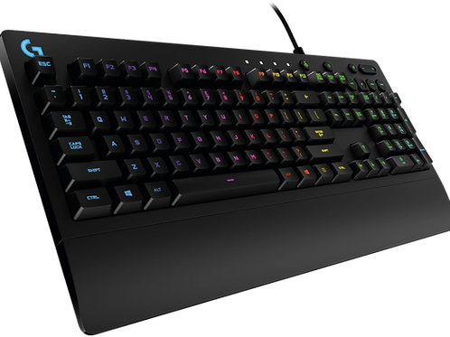 Teclado Gamer Logitech G213 RGB Prodigy