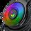 Thumbnail: Diadema Redragon Pandora H350 USB RGB