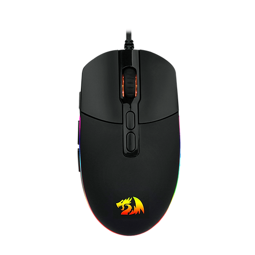 Mouse Gamer Redragon Invader M719 RGB (10.000 DPI)