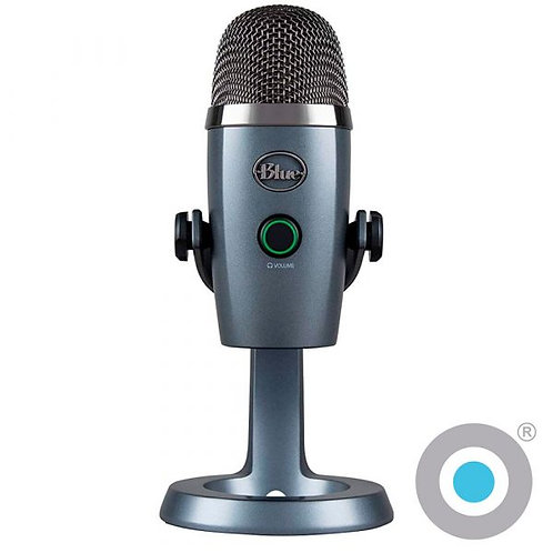 Micrófono Blue Yeti Nano USB