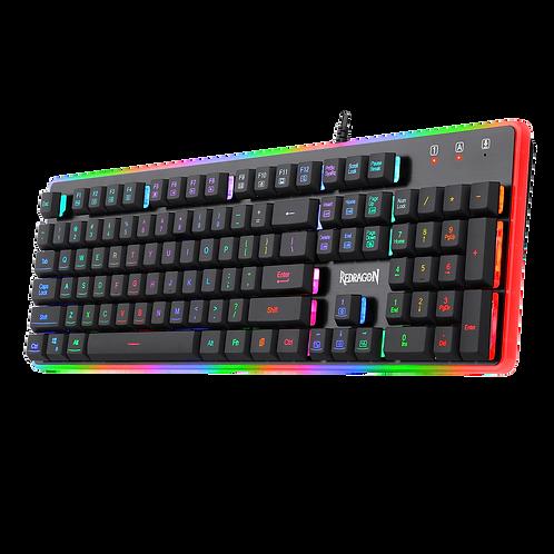 Teclado Gamer Redragon Dyaus K509 RGB Membrana