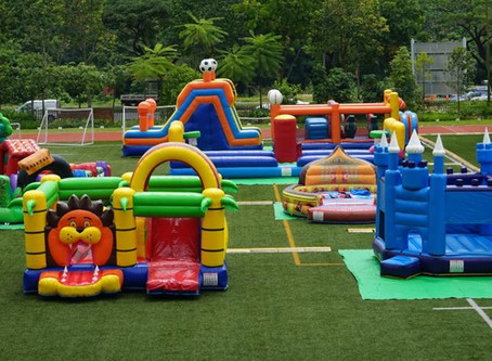 You can never go wrong with Eventguru Bouncing Castle