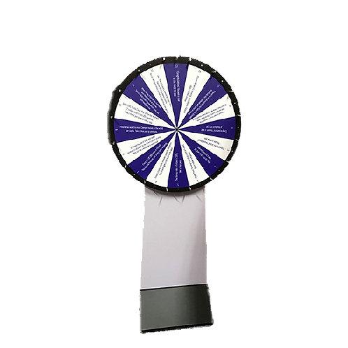 Spin wheel rental singapore