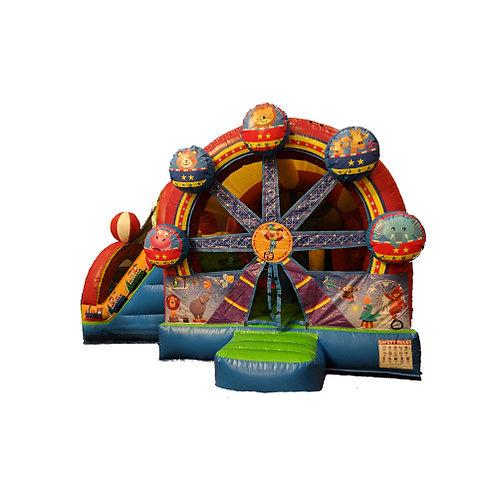ferris wheel bouncy castle rental