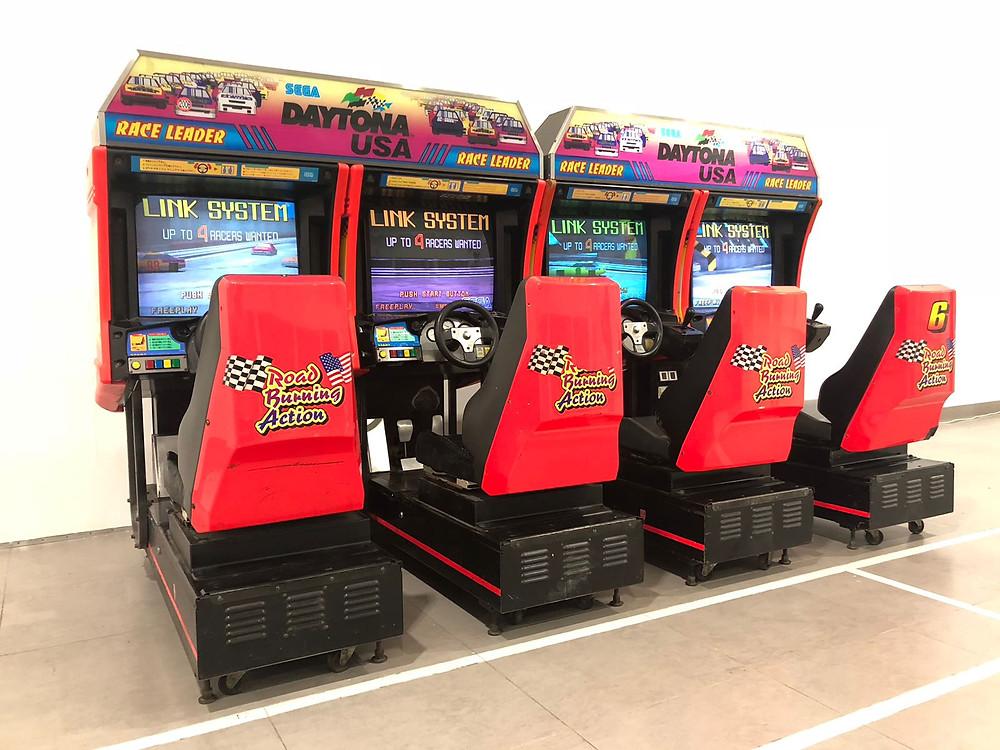 daytona arcade