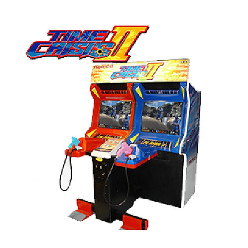 time crisis arcade rental