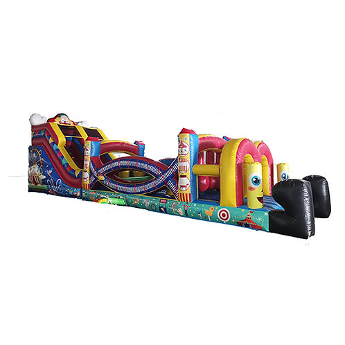 carnival bouncy castle rental