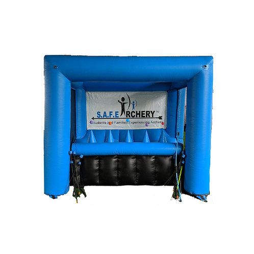 archery inflatable game rental