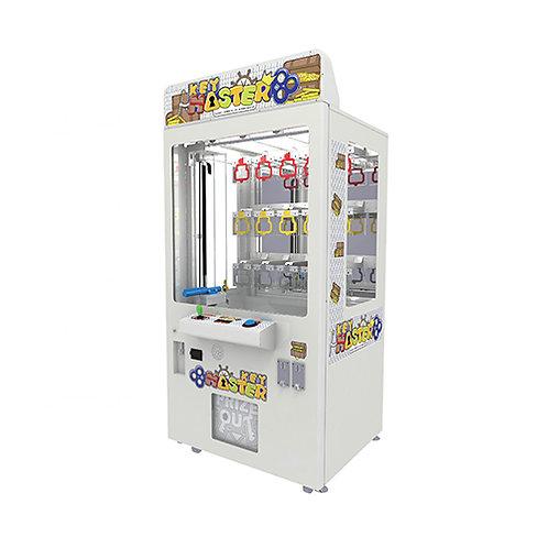 key master machine rental