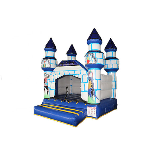 Enchanted bouncy castle