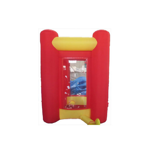 inflatable cash flow machine rental