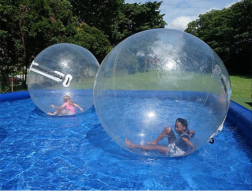 water zorb ball rental singapore